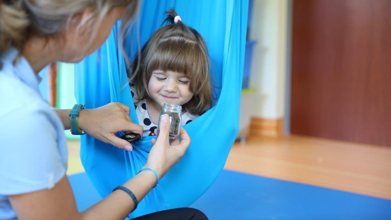 Terapia integracji sensorycznej fot.3