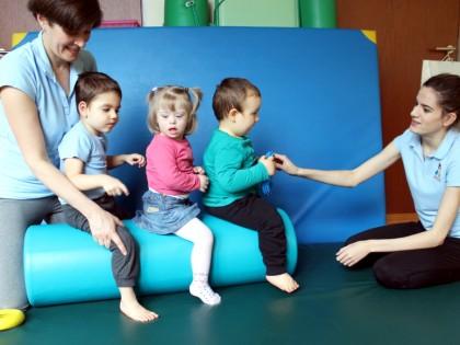 Grupowe zajęcia dla dzieci