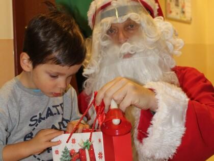 Święty Mikołaj w AMICUSIE