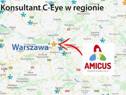 Konsultacje C-Eye